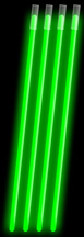Green Briterope Glow Swizzle Sticks